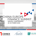 China Europe Finance Summit  Hybrid Conference on Sino-European Capital Markets 20. October 2020